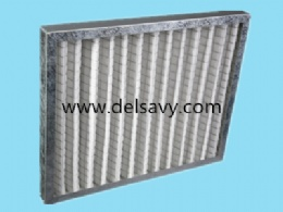 High Capacity Pleated filter